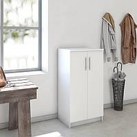 Обувной шкафчик 56x108 Vicco Dalia, 7 полок, белый