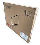 Зеркало DUSEL LED DE-M3001 80смх65см сенсорное включение+подогрев+часы/темп, фото 3
