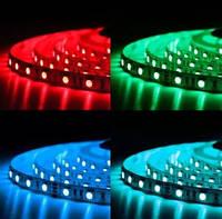 Светодиодная лента BIOM Professional BPS-G3-12-5050-60-RGBW-20, 60 диодов, 18Вт/м негерметичная, 5м