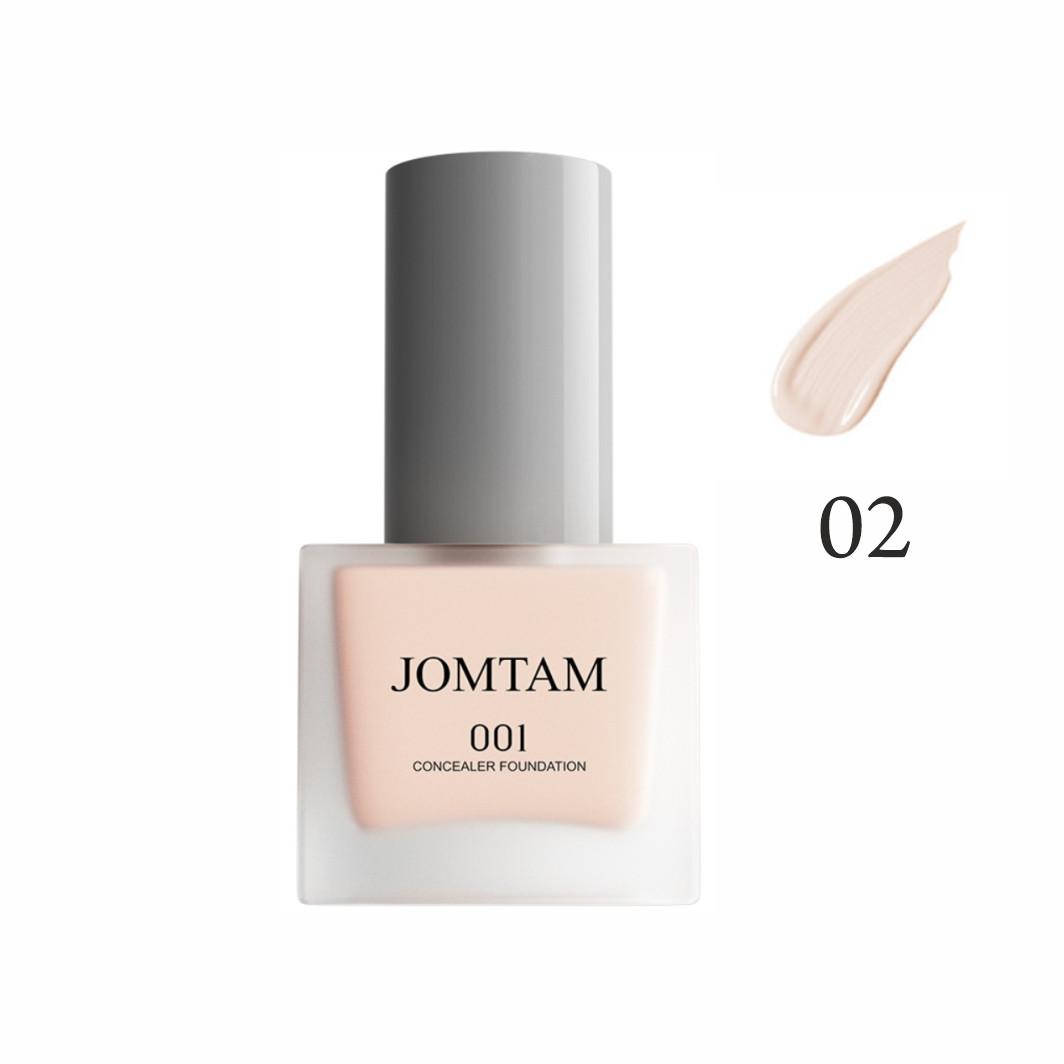 Легкий тональний крем Jomtam Light Concealer Foundation (01)
