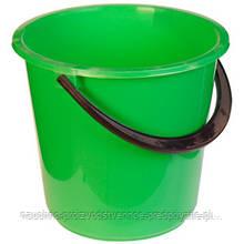 Ведро пластиковое 5 литров цветное