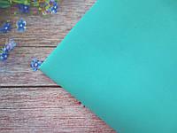 Фоамиран 1 мм, 50х50 см, цвет АКВАМАРИН