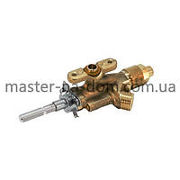 Кран газовий середньої пальники для газ плити Electrolux