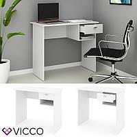 Столик для ноутбука 90x50 Vicco Colin, белый