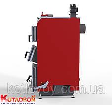 Твердопаливний котел довготривалого горіння Defro KDR 3 PLUS (Дефро КДР 3 плюс), фото 2