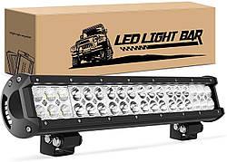 Светодиодная LED Балка (50см) 126Вт  (светодиоды 3w x36шт)