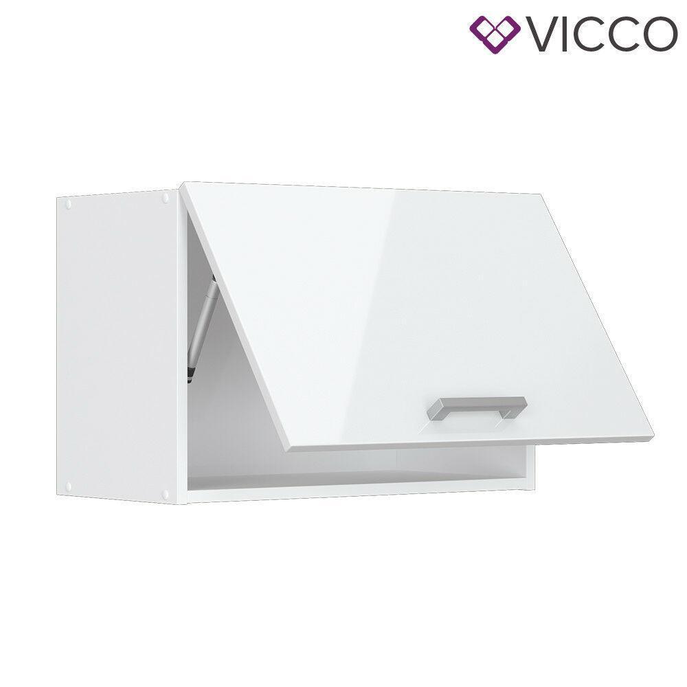 Шафа кухонний над витяжкою 60х31 Vicco, білий