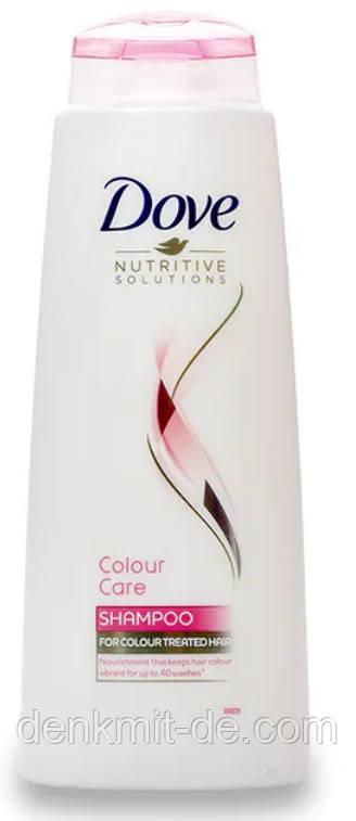Шампунь Dove Hair Therapy Сияние цвета 400 мл