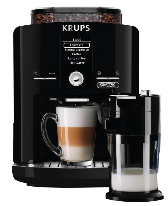 Кофемашина автоматическая Krups EA82F8 1450 Вт