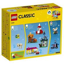 Конструктор LEGO Classic Набор для творчества с окнами 450 деталей