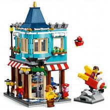 Конструктор LEGO Creator Городской магазин игрушек 554 детали