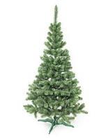 Рождественская елка Смерека Аляска 220 см (Різдвяна ялинка искусственная разборная зеленая на подставке)