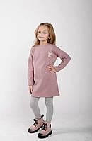 Платье тёплое для девочек, фото 1