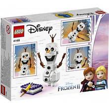 Конструктор LEGO Disney Princess Frozen 2 Олаф 122 детали