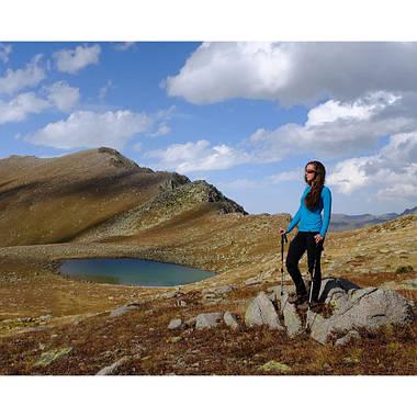 Термофутболка жіноча Turbat Retezat Top Wmn L Lagoon, фото 3