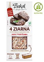 Смесь зерен для выпечки хлеба Bakal 4 ziarna 250 g
