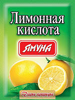 Лимонная кислота Ямуна, 100 г