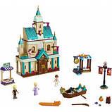 Конструктор LEGO Disney Princess Frozen 2 Деревня в Эренделле 521 деталь, фото 3