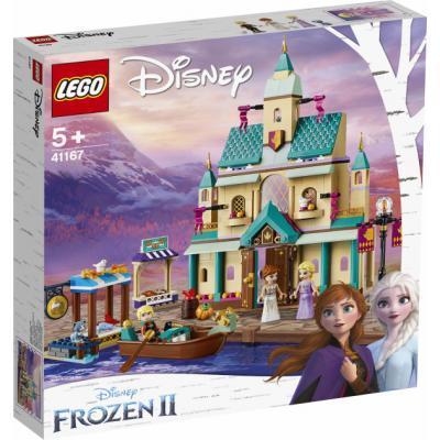 Конструктор LEGO Disney Princess Frozen 2 Деревня в Эренделле 521 деталь