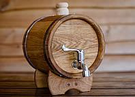 Жбан дубовый для напитков 5 литров, фото 1
