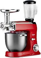 Кухонные комбайны и измельчители универсальный кухонный комбайн 3в1 DMS KMFB-2200 8,5 L Красный
