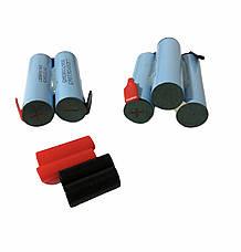Аккумулятор для пылесоса Philips FC6405 FC6404 18 V Li ion 3600 mAh, фото 2