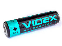 Аккумулятор Videx Li-Ion 18650 2200 mAh Videx 2200 PCB, КОД: 1638406