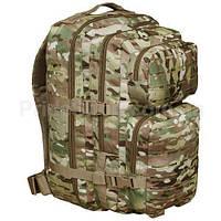Тактичний штурмовий рюкзак 36 літрів MIL-TEC Assault LazerCut Multicam (14002749), Німеччина