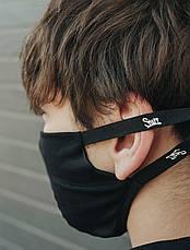Многоразовая маска Staff black modern, фото 3