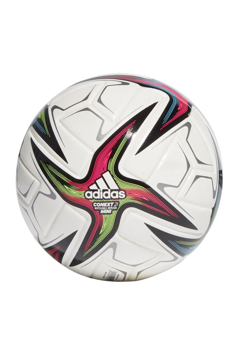 Мяч футбольный Adidas Conext 21 Mini Размер №1 GK3487 Белый