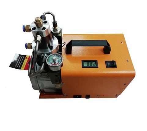 Электрический компрессор высокого давления (300 АТМ), фото 2