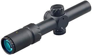 Прицел DISCOVERY  Optics HD 1-4X24 IR 30mm подсветка (170112)