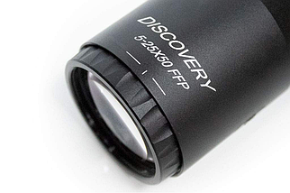 Прицел DISCOVERY Optics HD 5-25x50 SFIR FFP 30mm подсветка (170110), фото 3