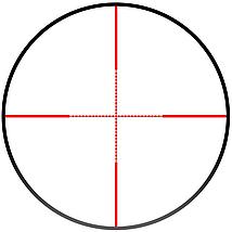 Прицел DISCOVERY Optics vt-R  4-16x42 aoe 25mm, подсветка (171002), фото 3