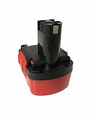 Аккумулятор для шуруповерта bosch 12v 3Ач  Ni Mh, фото 3