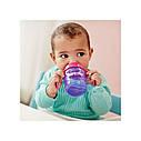 Чашка з м'яким носик, 6 м+,  Avent 551/03 (4364) 200 мл дівч, фото 2