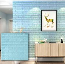 Стінові самоклеючі 3D панелі