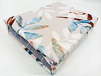 """Двуспальные постельные комплекты Фланель  """"Цветочный Вальс"""", фото 1"""