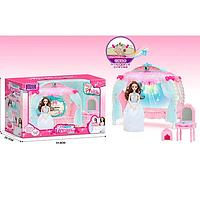 Мебель для куклы ББ Спальня B-836