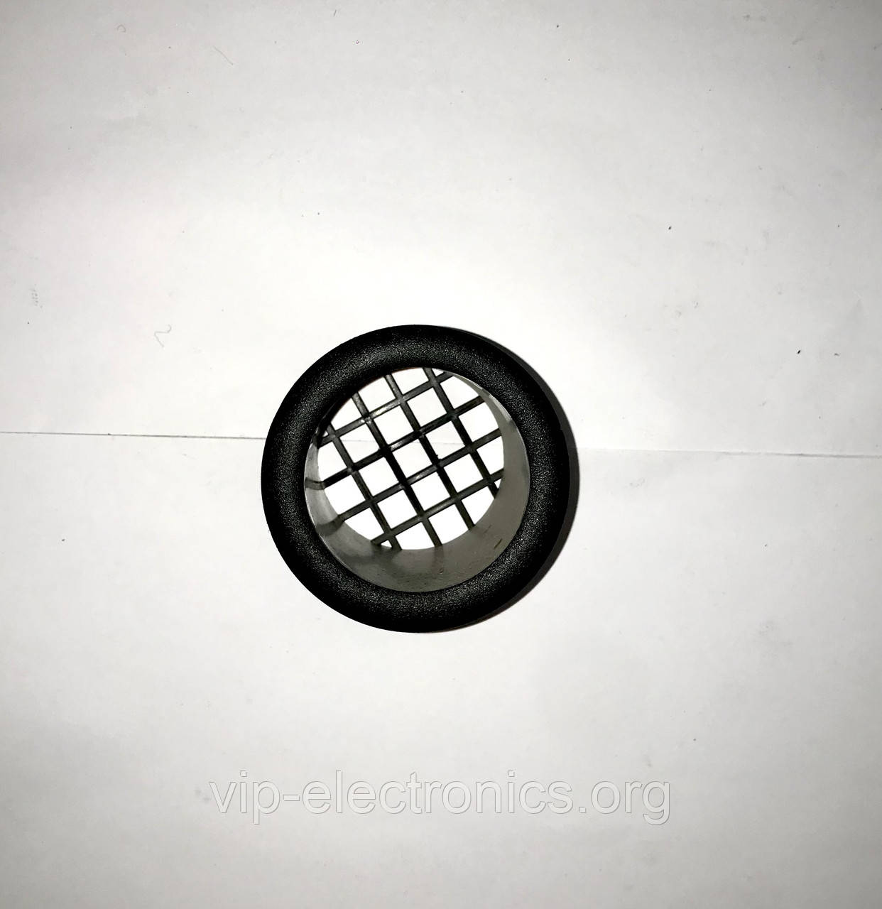 Фазоинвертор 5*5 (внутр. 4,7) пласт., з решіткою