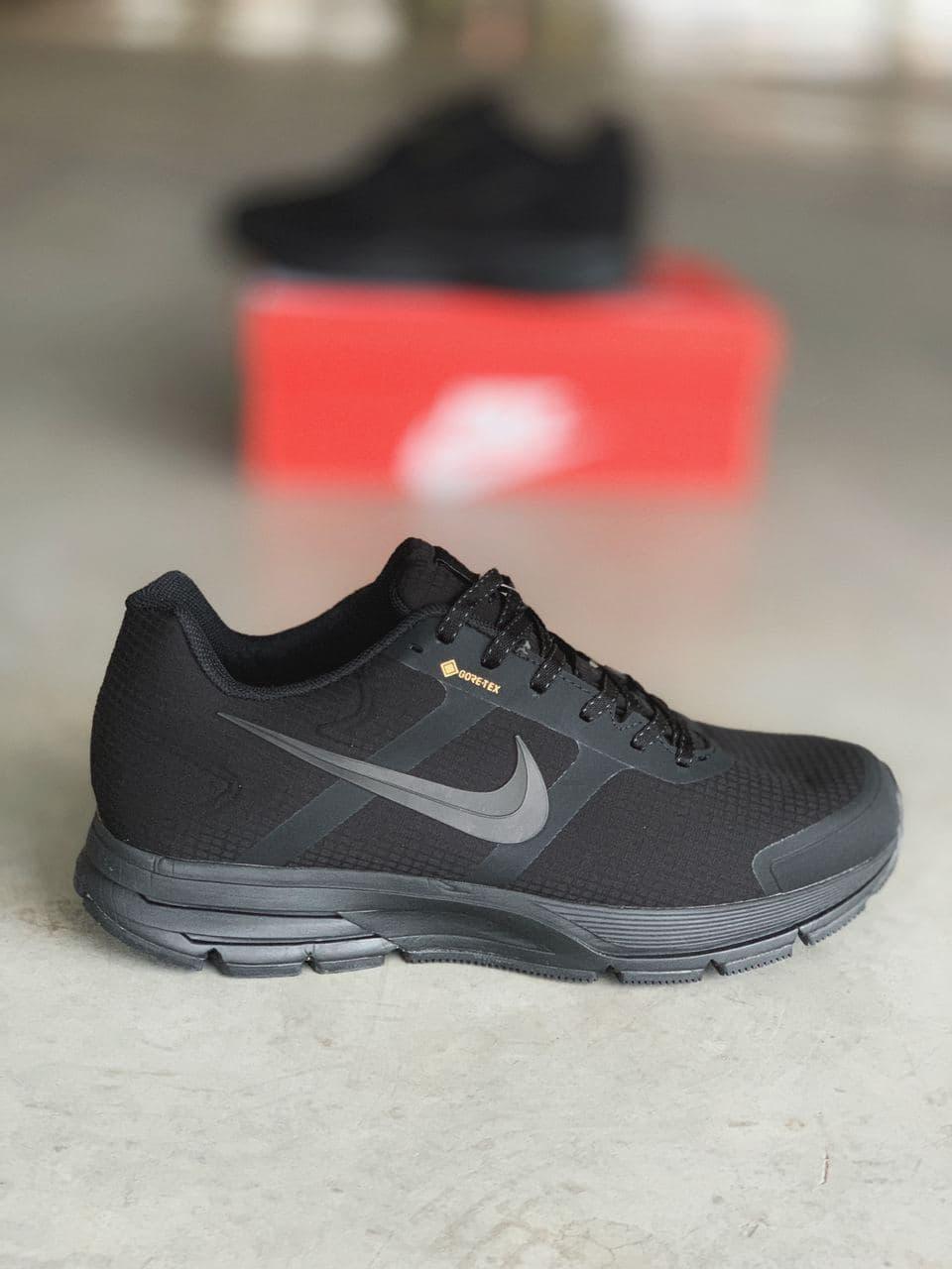 """Кроссовки Nike Pegasus 30 Gore-Tex """"Черные"""""""