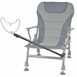 Кресло для рыбалки большое + держатель удилища