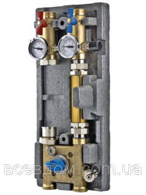 "Насосна група Valtec з байпасом і триходовим клапаном для систем VARIMIX 1 1/4"""