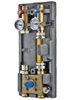 """Насосная группа Valtec с байпасом и трехходовым клапаном  для систем VARIMIX 1 1/4"""""""