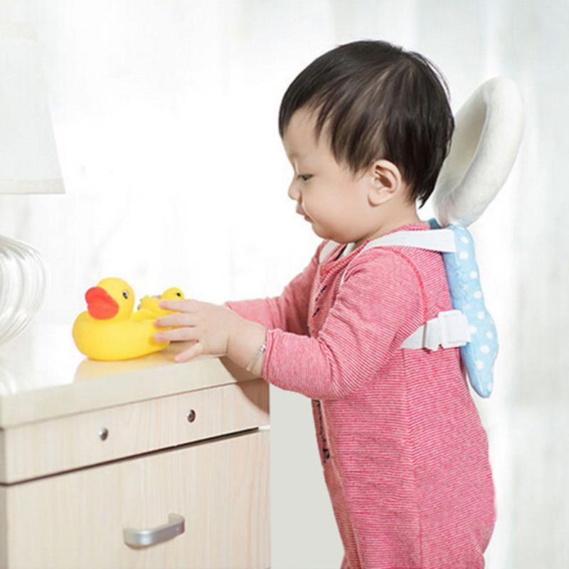 Подушка для малыша с защитой от падения