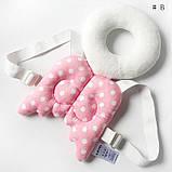 Подушка для малыша с защитой от падения, фото 6