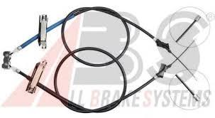Трос  ручника  Focus c 99г. без. ABS бараб. тормоза  A.B.S