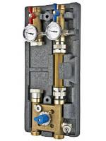 """Насосная группа Valtec с байпасом и четырехходовым клапаном  для систем VARIMIX 1 1/4"""""""