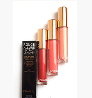 Блеск для губ Chanel Rouge Allure Extrait de Gloss