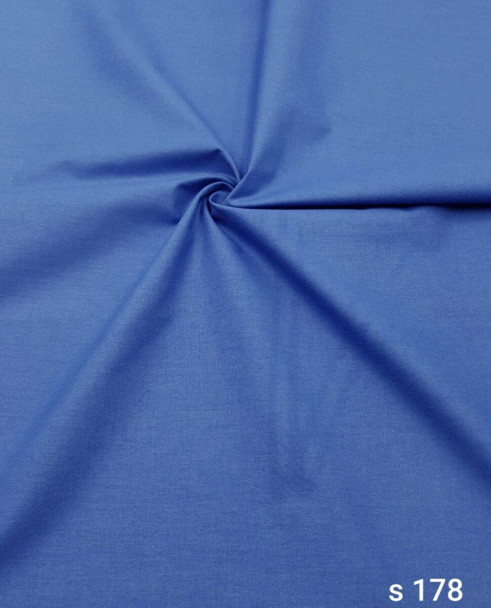 Ткань Поплин Sabaev 2.40 ширина 140 плотность 100% хлопок